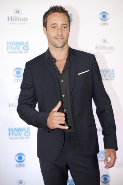 "Alex O'Loughlin「Screening Of ""Hawaii Five-0"" Season 2」:写真・画像(15)[壁紙.com]"