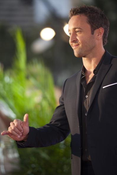 "Alex O'Loughlin「Screening Of ""Hawaii Five-0"" Season 2」:写真・画像(13)[壁紙.com]"