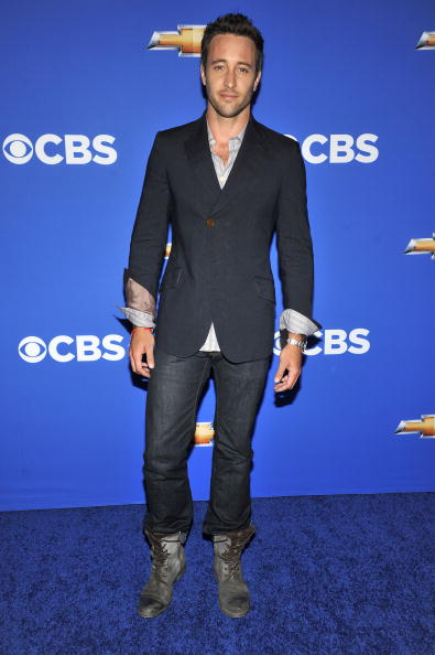 "Alex O'Loughlin「CBS Presents ""Cruze Into The Fall"" - Arrivals」:写真・画像(8)[壁紙.com]"