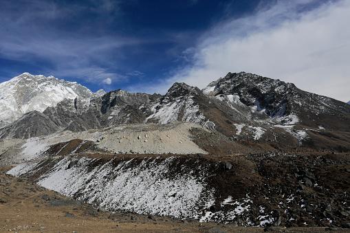 Khumbu「Mehra Peak mountain」:スマホ壁紙(3)