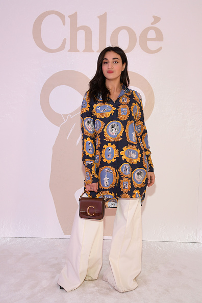 Monogram「Chloe : Front Row - Paris Fashion Week Womenswear Fall/Winter 2019/2020」:写真・画像(12)[壁紙.com]
