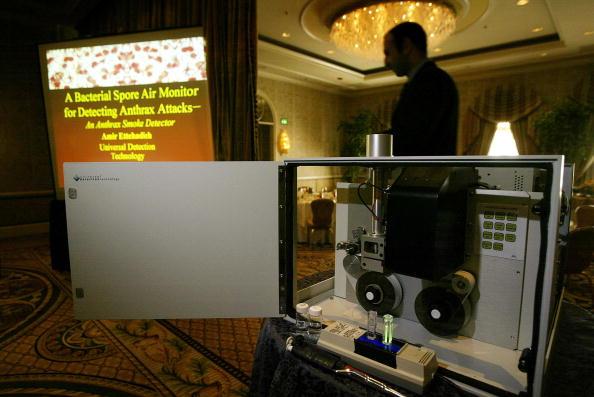 Smoke Detector「Anthrax Detector Unveiled In Los Angeles」:写真・画像(17)[壁紙.com]