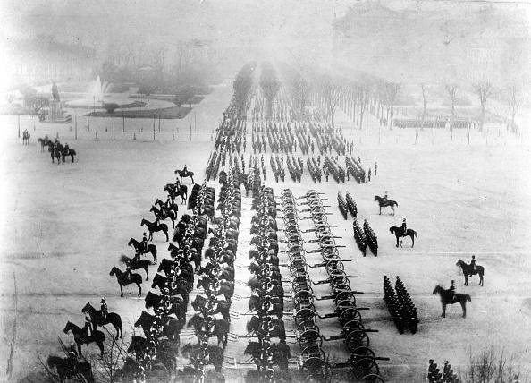 1870-1879「Prussians Parade」:写真・画像(2)[壁紙.com]