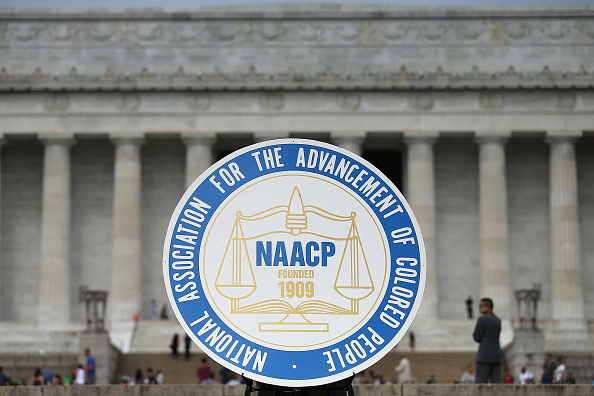NAACP「NAACP President Cornell William Brooks Discusses August March From Selma To D.C.」:写真・画像(6)[壁紙.com]