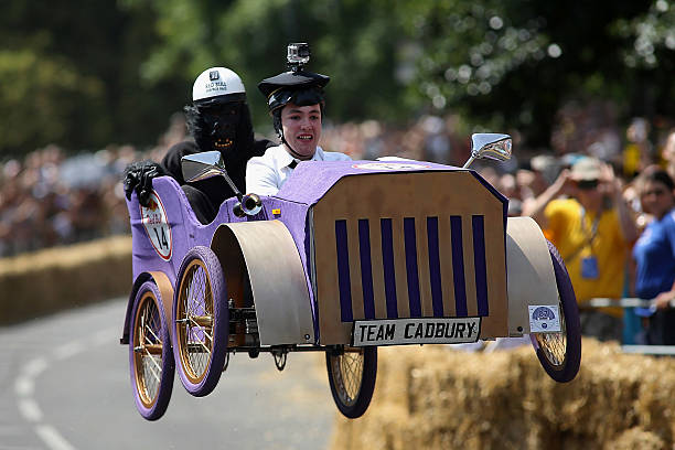 Soapbox Race returns to London After Nine Years:ニュース(壁紙.com)
