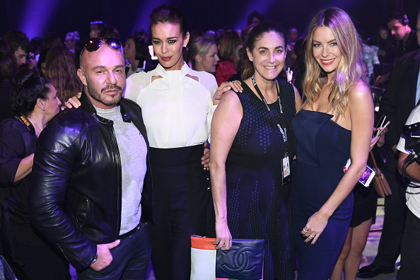 Alex Perry - Designer Label「Swarovski - Front Row - Mercedes-Benz Fashion Week Australia 2016」:写真・画像(0)[壁紙.com]