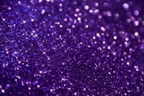 Glitter「Purple glitter large」:スマホ壁紙(11)