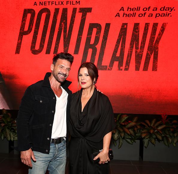 "Frank Grillo「Netflix ""Point Blank"" Los Angeles Special Screening」:写真・画像(3)[壁紙.com]"