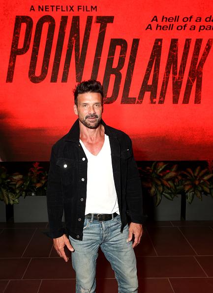 "Frank Grillo「Netflix ""Point Blank"" Los Angeles Special Screening」:写真・画像(2)[壁紙.com]"
