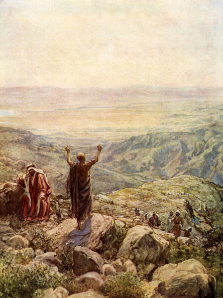 1900「Balaam blessing the camp of  Israel.」:写真・画像(6)[壁紙.com]