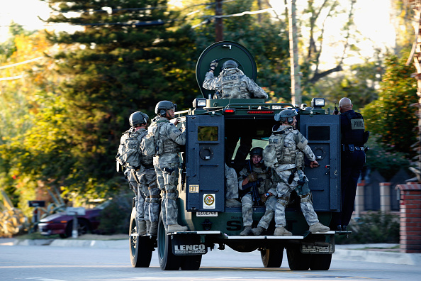 カリフォルニア州「Mass Shooting In San Bernardino Leaves At Least 14 Dead」:写真・画像(19)[壁紙.com]