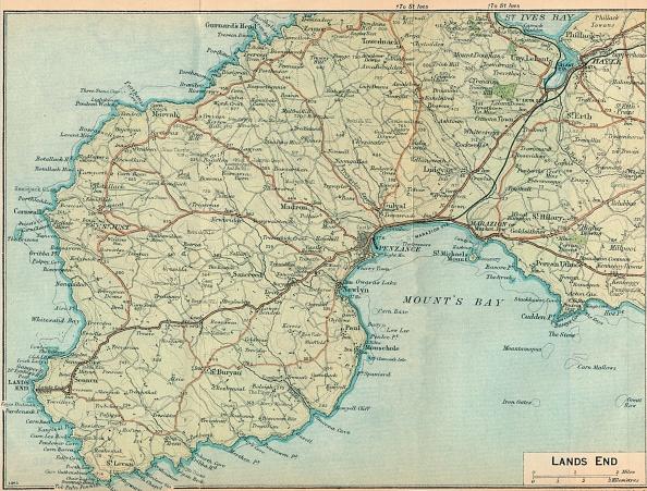 Lands End - Cornwall「Lands End」:写真・画像(3)[壁紙.com]