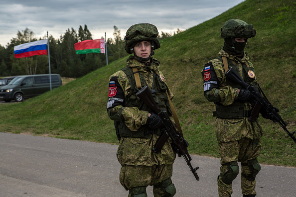 Russian Military「Zapad Joint Military Exercises Between Russia And Belarus」:写真・画像(17)[壁紙.com]