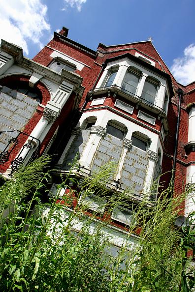 Deterioration「Derelict Victorian property in South East London」:写真・画像(17)[壁紙.com]