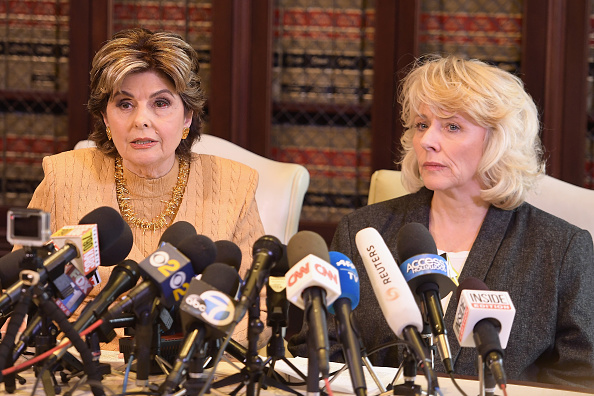 Press Conference「Gloria Allred Holds Press Conference With Harvey Weinstein Accuser」:写真・画像(19)[壁紙.com]