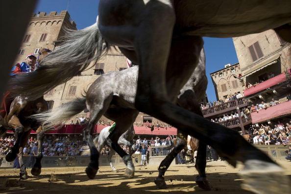 Siena - Italy「Siena Prepares For Annual Palio Horserace」:写真・画像(3)[壁紙.com]
