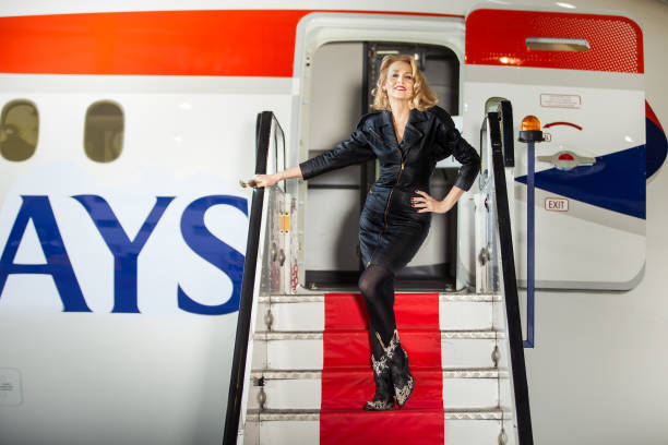 Jerry Hall Launches New British Airways Route to Austin:ニュース(壁紙.com)