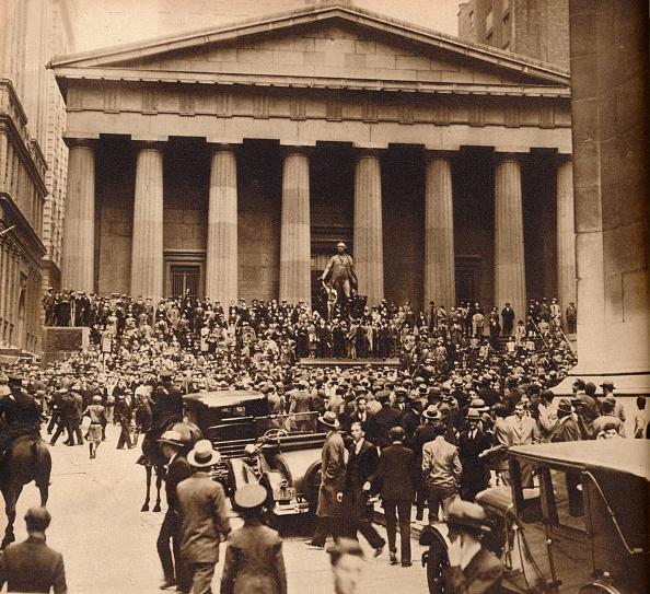Facade「'Sub-Treasury', 1929, (1938)」:写真・画像(2)[壁紙.com]