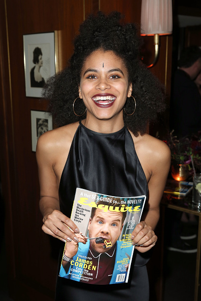 Zazie Beetz「Esquire Celebrates March Cover Star James Corden and the Mavericks of Hollywood Presented by Hugo Boss」:写真・画像(10)[壁紙.com]