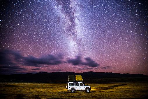 Lesotho「Beneath the Milky Way」:スマホ壁紙(3)