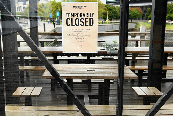 Restaurant「Australians React As Tough Restrictions Are Announced In Response To Coronavirus Pandemic」:写真・画像(9)[壁紙.com]