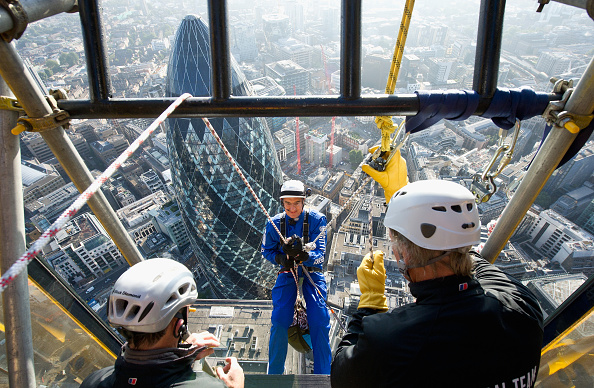 122 Leadenhall Street「The City Takes On The Three Peaks With The Outward Bound Trust And The Royal Navy And Royal Marines Charity」:写真・画像(4)[壁紙.com]