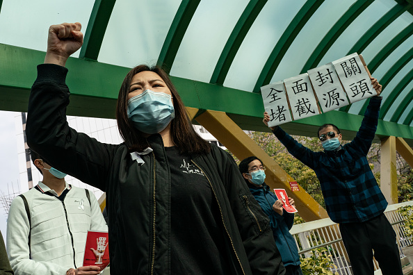 Close To「Concern In Hong Kong As The Wuhan Coronavirus Spreads」:写真・画像(0)[壁紙.com]