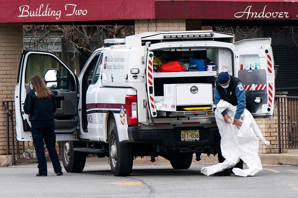 Eduardo Munoz Alvarez「17 Bodies Found In New Jersey Nursing Home Morgue After Anonymous Tip」:写真・画像(15)[壁紙.com]