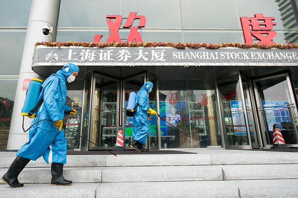 Economy「China Stock Market Dropped Sharply After Spring Festival」:写真・画像(18)[壁紙.com]