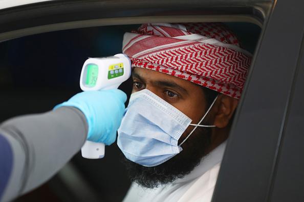 Middle East「The UAE Adjusts To Life Under The Coronavirus Pandemic」:写真・画像(8)[壁紙.com]