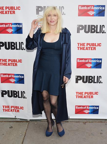 "Delacorte Theater「The Public Theater's 2014  Gala Presents: ""One Thrilling Combination"" - Arrivals」:写真・画像(3)[壁紙.com]"