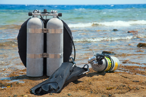 Underwater Diving「Scuba equipment」:スマホ壁紙(18)