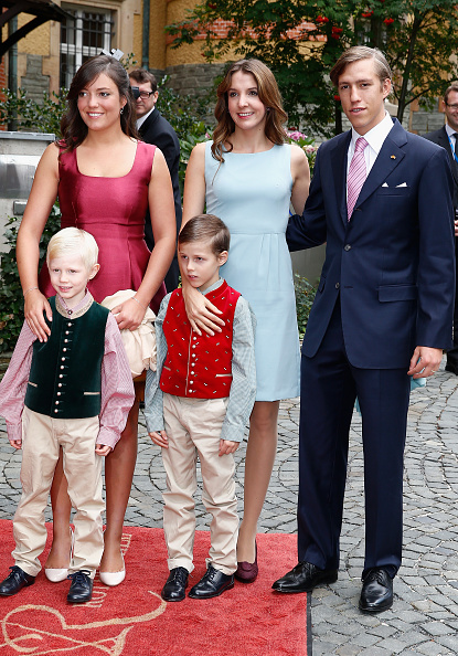 Luxembourg Royalty「Civil Wedding Of Prince Felix Of Luxembourg & Claire Lademacher」:写真・画像(0)[壁紙.com]