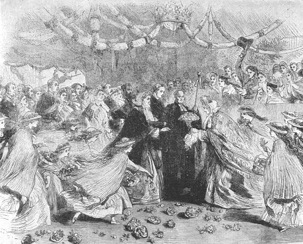 Bouquet「Princess Alexandras Arrival In England」:写真・画像(7)[壁紙.com]