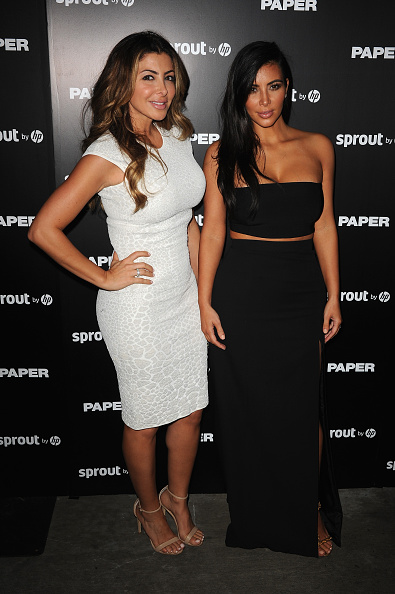 Kim Kardashian「Paper Magazine, Sprout By HP & DKNY Break The Internet Issue Release - Arrivals」:写真・画像(14)[壁紙.com]