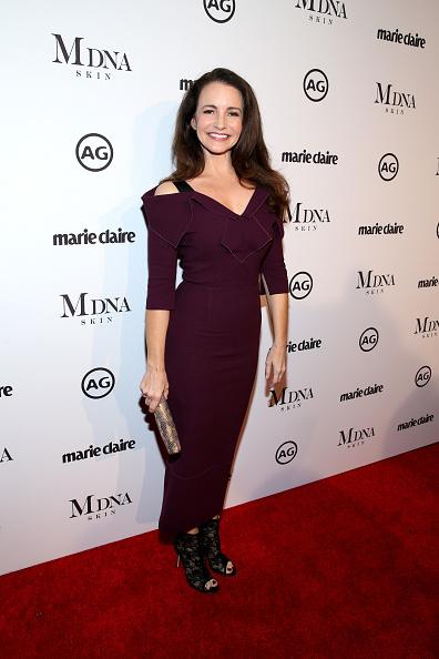 Kristin Davis「Marie Claire's Image Makers Awards 2018 - Red Carpet」:写真・画像(9)[壁紙.com]