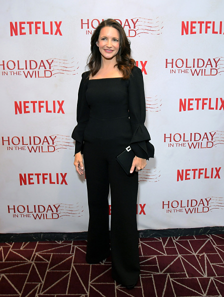Kristin Davis「Netflix HOLIDAY IN THE WILD Cast & Crew Screening」:写真・画像(3)[壁紙.com]