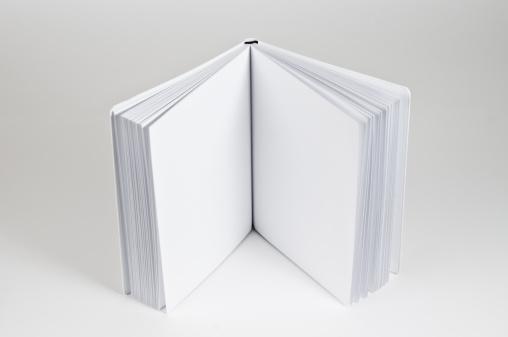 Side View「open book standing」:スマホ壁紙(3)