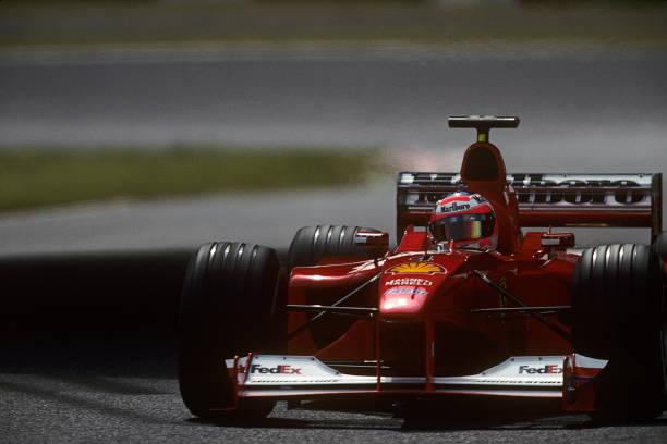Japanese Formula One Grand Prix「Rubens Barrichello, Grand Prix Of Japan」:写真・画像(3)[壁紙.com]
