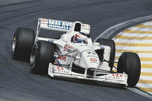 Darren Heath Photographer「F1 Grand Prix of Brazil」:写真・画像(16)[壁紙.com]