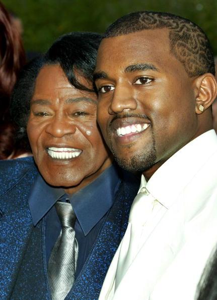 Kanye West - Musician「The 47th Annual Grammy Awards - Arrivals」:写真・画像(2)[壁紙.com]