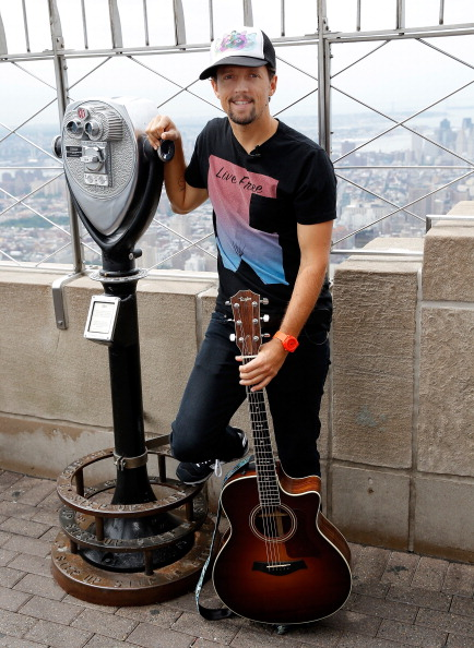 Empire State Building「Jason Mraz Visits The Empire State Building」:写真・画像(5)[壁紙.com]