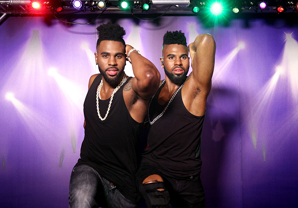 Wax Figure「Madame Tussauds Hollywood Immortalizes Singer/Songwriter And Dancer, Jason DeRulo In Wax」:写真・画像(11)[壁紙.com]