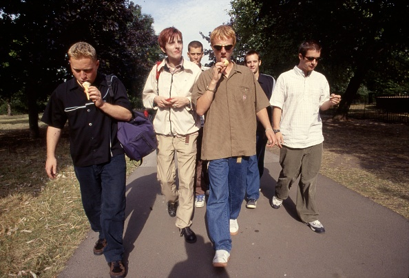 Menswear「Menswear Camden 1996」:写真・画像(10)[壁紙.com]