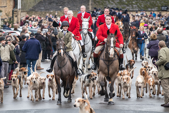 Human Interest「Riders Meet For The Traditional Boxing Day Hunt」:写真・画像(10)[壁紙.com]
