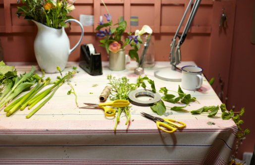 Flower Shop「Florists workbench」:スマホ壁紙(12)