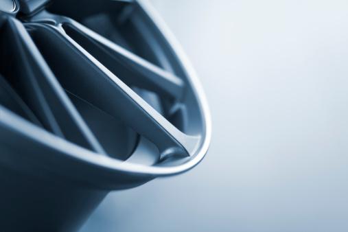 Sports Car「abstract part profil of a new car wheel rim」:スマホ壁紙(18)