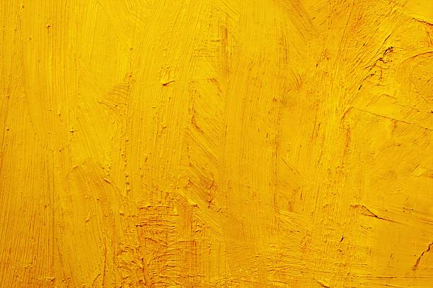 Abstract painted yellow art backgrounds.:スマホ壁紙(壁紙.com)