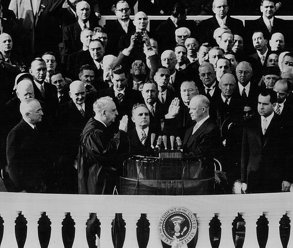 Harry Truman「Inauguration of Dwight D. Eisenhower」:写真・画像(3)[壁紙.com]
