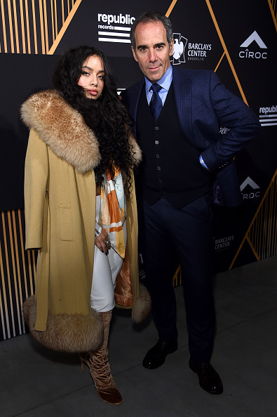 Ciroc「Republic Records Celebrates the GRAMMY Awards in Partnership with Cadillac, Ciroc and Barclays Center - Red Carpet」:写真・画像(6)[壁紙.com]